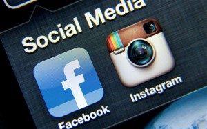 Facebook e o Instagram para aumentar os clientes
